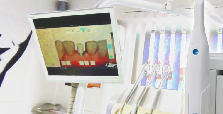 Medit i500 installation et ergonomie en salle de soins dentaire dentisfuturis - Affichage obligatoire cabinet dentaire ...
