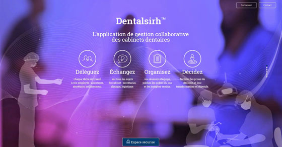 Adf 2014 une application de gestion collaborative des - Application gestion cabinet dentaire ...